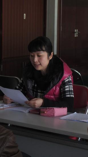 青岛电子学校徐畅
