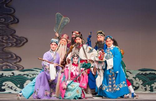八仙过海; 国家京剧院--剧院动态.